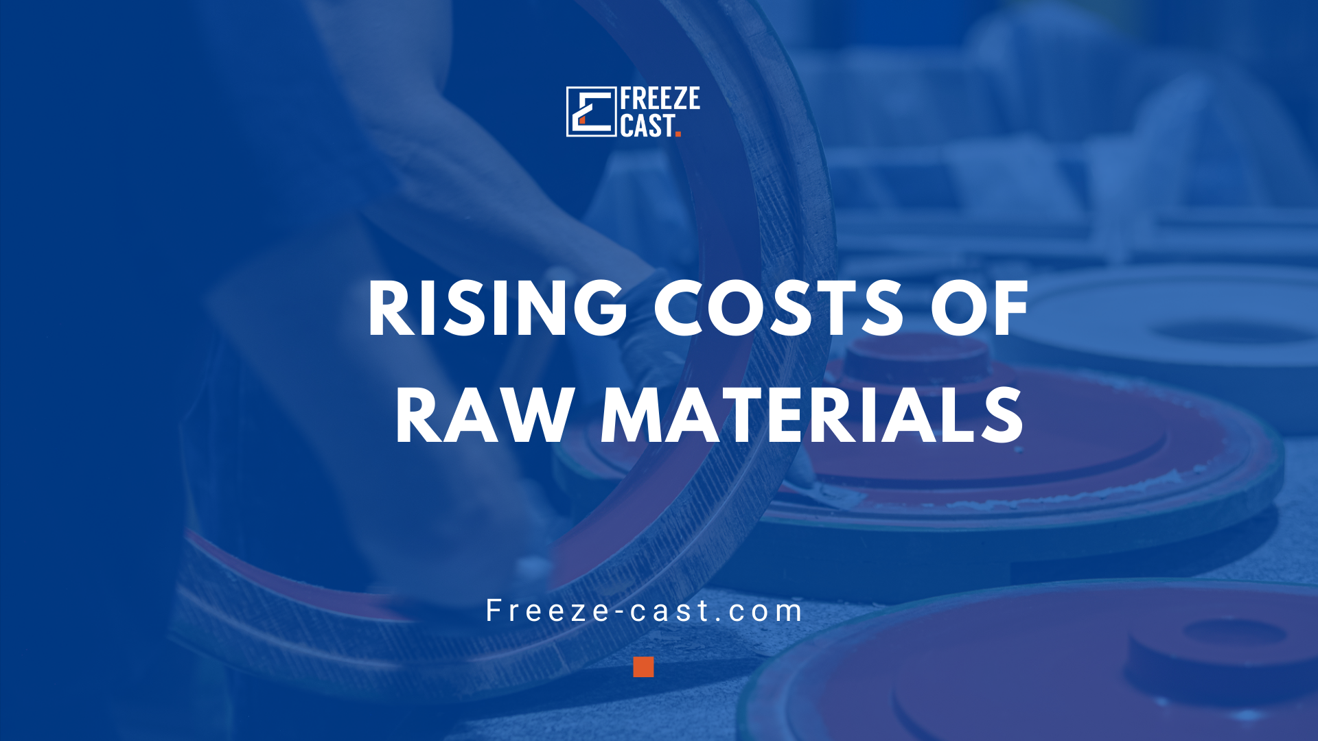 Rising costs of raw materials
