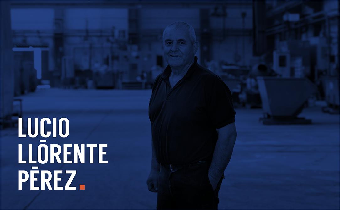 PERSONAL INTERVIEW: Lucio Llorente Pérez