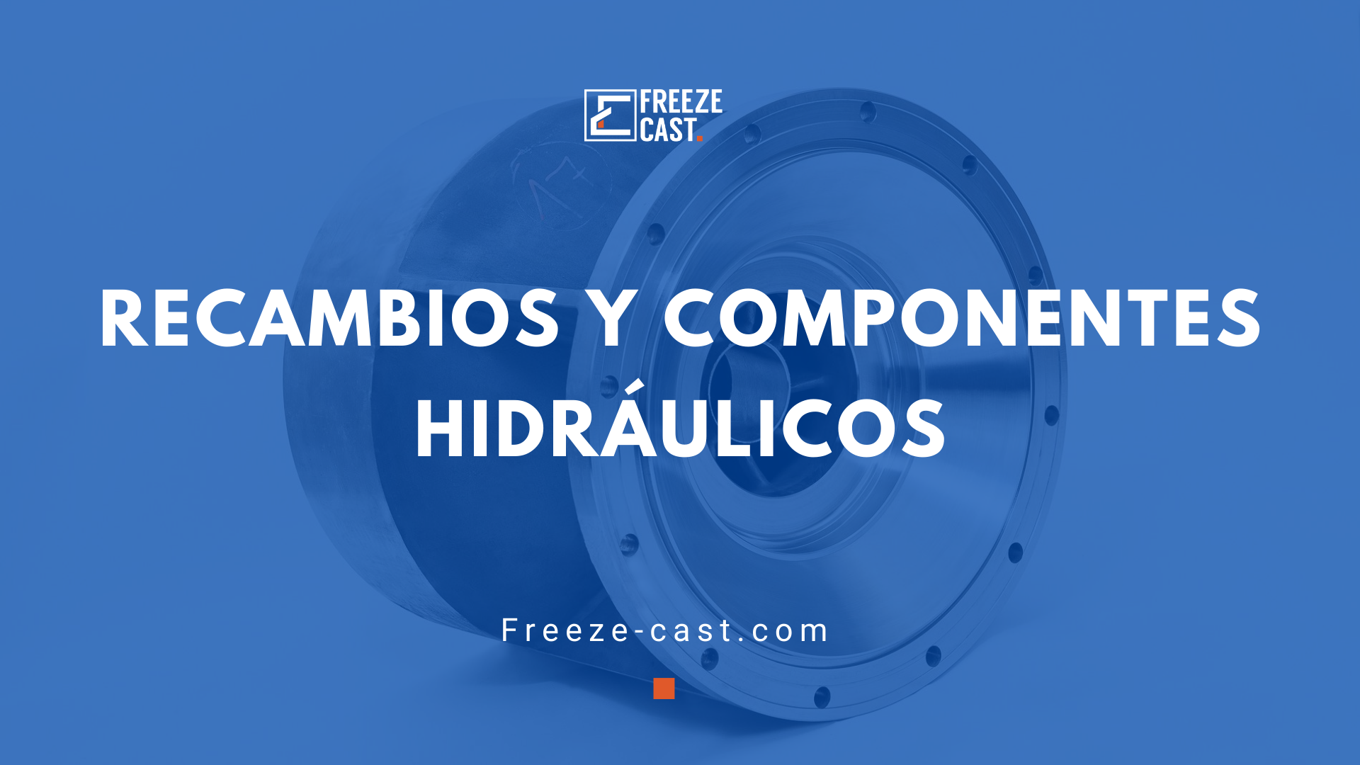 Recambios y componentes hidráulicos
